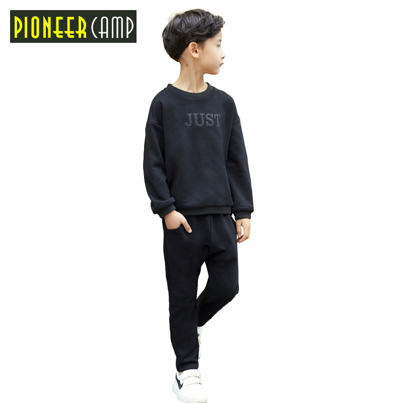 Pioneer Camp Kids  Kids Clothes Boys 4-16Y Baby Boys Spring Coats And Jackets Pants Set Children Clothing Sports Suit Pioneer Camp Kids  Kids Clothes Boys 4-16Y Baby Boys Spring Coats And Jackets Pants Set Children Clothing Sports Suit