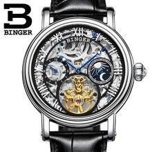 Automatic Clock Wrist Masculino