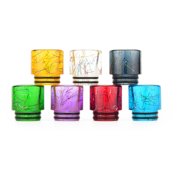 15pcs Wide Bore Mouthpiece  810 Drip Tip 810 for TFV12 Prince I just 3 TFV8 BIG BABY Atomizers tank