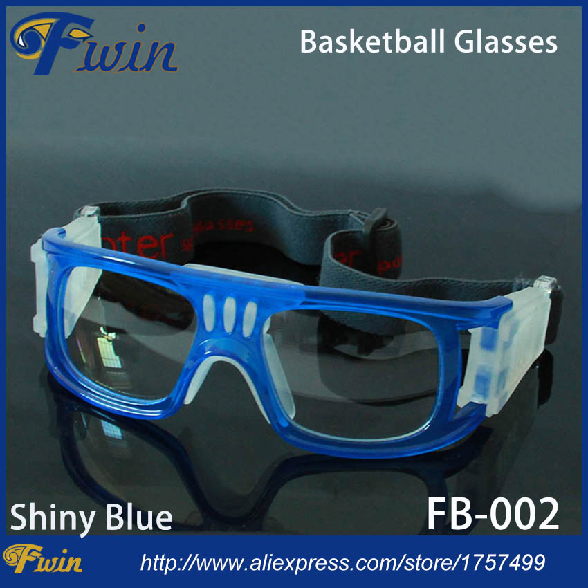 Safety Basketball Protective Glasses Outdoor Sports Goggles Football Prescription lens Anti shock dribble aid basketball eyewear