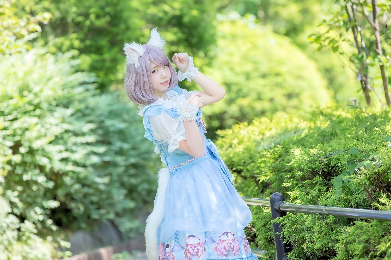 HTB16x3EOQvoK1RjSZFwq6AiCFXaL - Kawaii Cat Girl