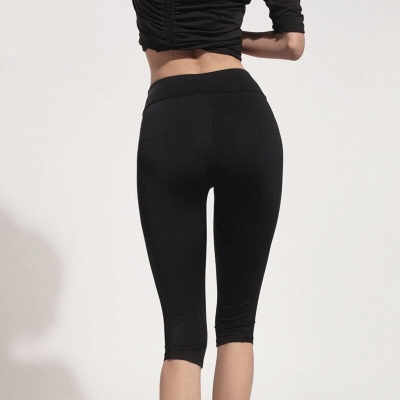 2017 Gym New Women Legging Bukser Academy Sports Trøjer Sexy Girls Fitness Sportsbeklædning-3505