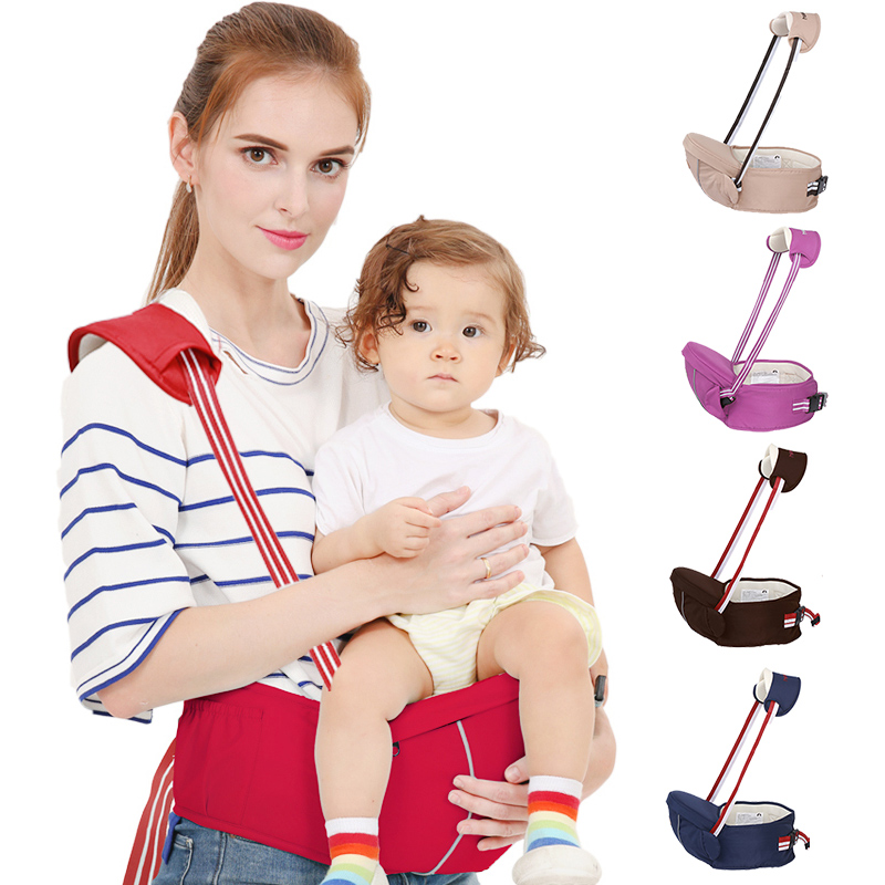 Baby Carrier Multifunctional Hipseat For Children 0 To 36 Month New Design Kangaroo Baby Sling Waist Stool Belt Hip Seat