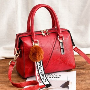 Image 2 - Leder Handtaschen Kleine Frauen Tasche Hohe Qualität Casual Weibliche Taschen Stamm Tote Spanisch Marke Schulter Tasche Damen Große Bolsos YaDuo