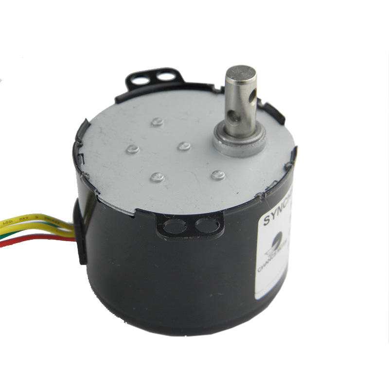 US $4 9 38% OFF|CHANCS 50KTYZ Synchronous Low Speed Motor AC 110V 1/1 2RPM  Small Electric Motor-in AC Motor from Home Improvement on Aliexpress com |