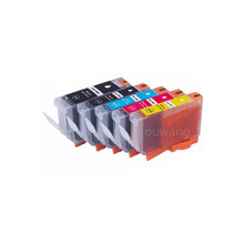 Full ink 1Set 5 PCS ink Cartridge PGI-5 PGI 5 CLI-8 for Canon Pixma iP4200 iP4300 iP4500 iP5200 MP500 MP530 MP600 MP610 MP800 aomya full refillable ink cartridge pgi5 pgi 5 cli 8 for canon pixma ip4200 ip4300 ip4500 ip5200 mp500 mp530 mp600 mp610 mp800
