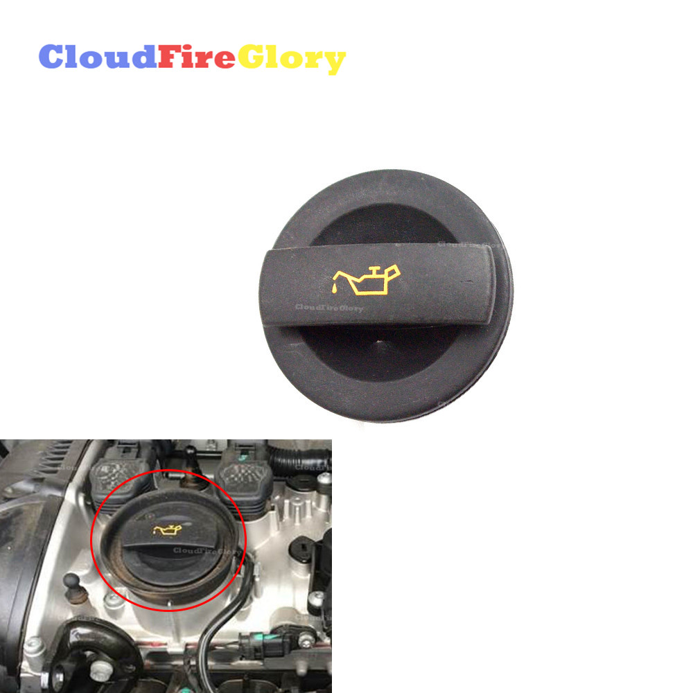 For Audi A4 2.0 3.0 3.2 A4 A6 A7 Q5 For Volkswagen EOS Golf Passat B6 Engine Oil Filler Cover Lid Cap 06C103485N 06C103485