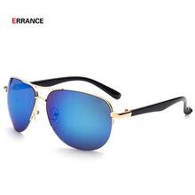 Lasses Cantadas ERRANCE hombres gafas de sol 2017 gafas de sol de moda los hombres para los hombres gafas de sol para hombre de gafas de sol de diseñador de la marca
