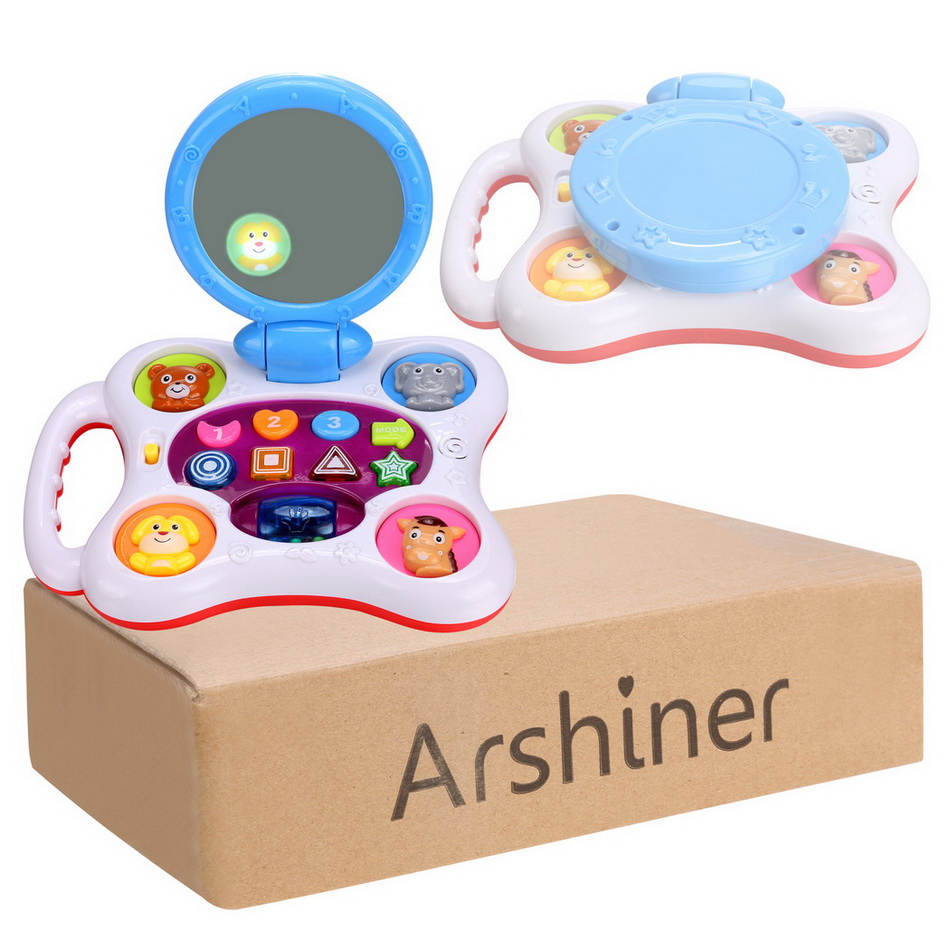Online Shop Arshiner Brand Toy Baby Kids Floor Mirror Lighting Musical  Learning Machine | Aliexpress Mobile