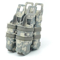 Fast Mag Pistol 2 1 MAG Two Small Pouch And One 5 56 Mag Pouch M4