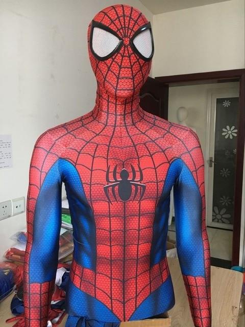 superhero costumes spiderman. Black Bedroom Furniture Sets. Home Design Ideas