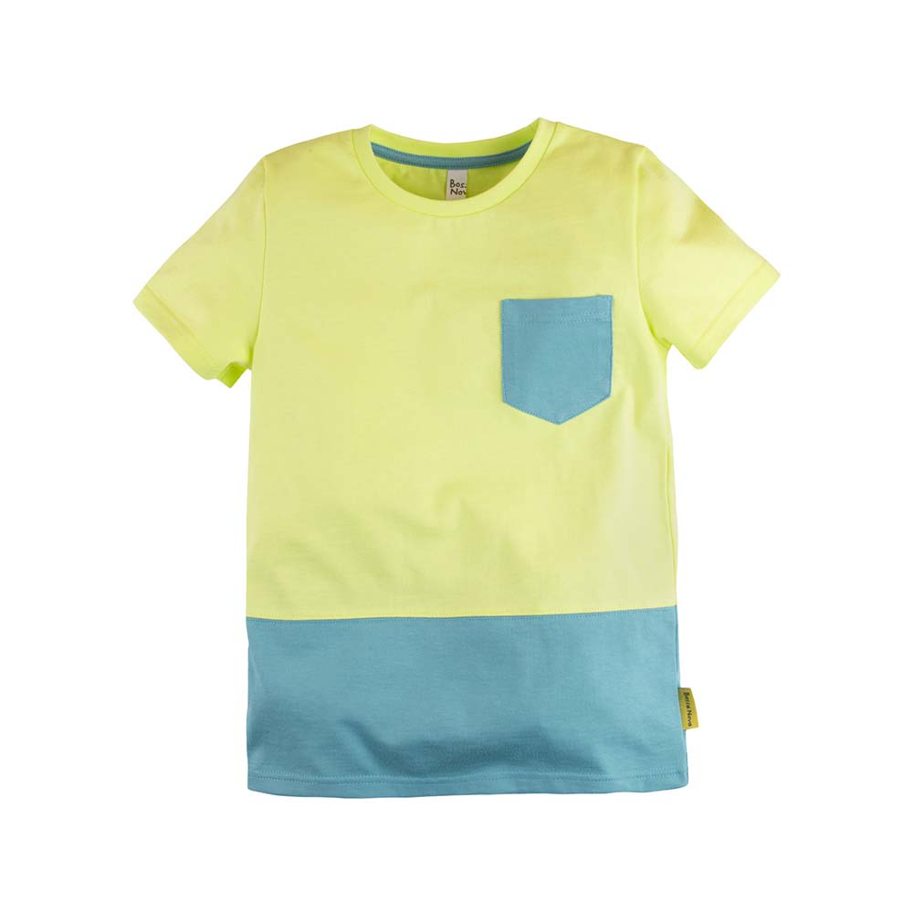 T-Shirts BOSSA NOVA for boys 269b-161 Top Kids T shirt Baby clothing Tops Children clothes new boys suit set vest suit for wedding children summer vest t shirt shorts 3 pieces clothing set for baby boys kids costume