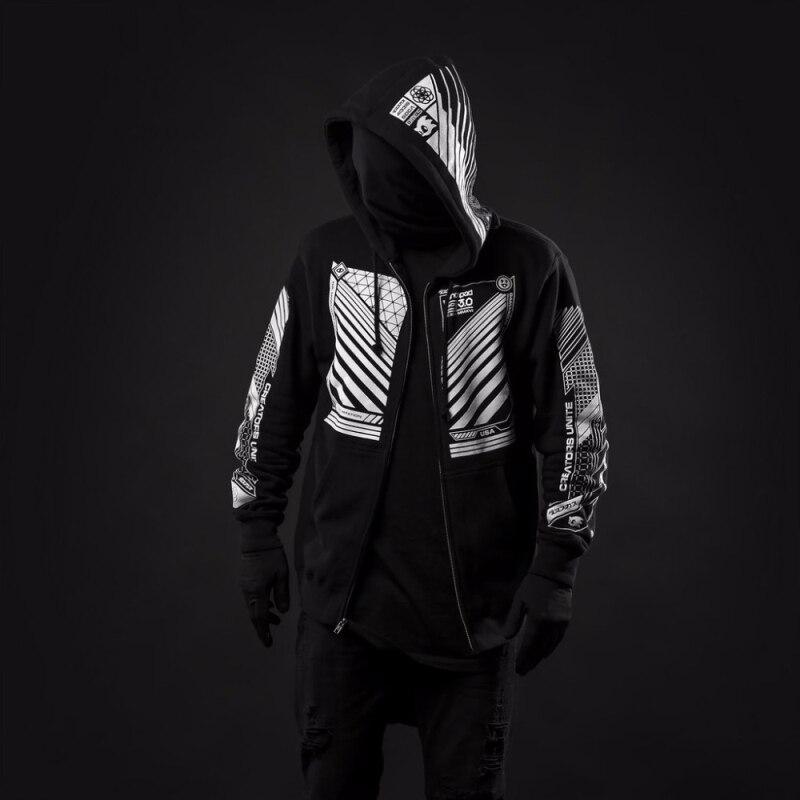 Men Hoodie Sweatshirt Tracksuit Jacket (20)