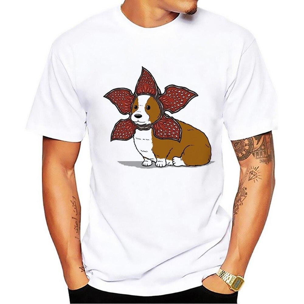 Corgi Halloween T-shirt