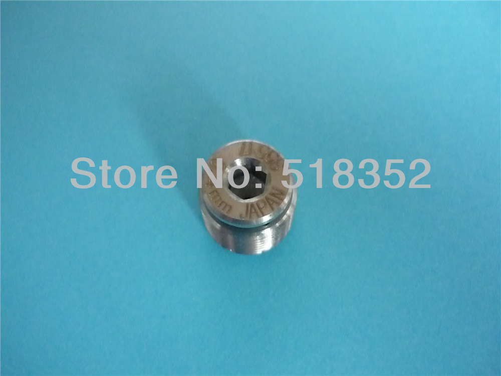 Chmer CH108 бриллиант винт OD10mmx ID0.4mm X L10mm, Wedm-ls резки проволоки деталей машин и Accessaries