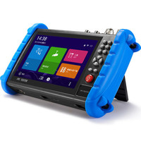 New 7 Inch Touch Screen IP CCTV Tester Monitor CVBS IP H 265 4K H 264