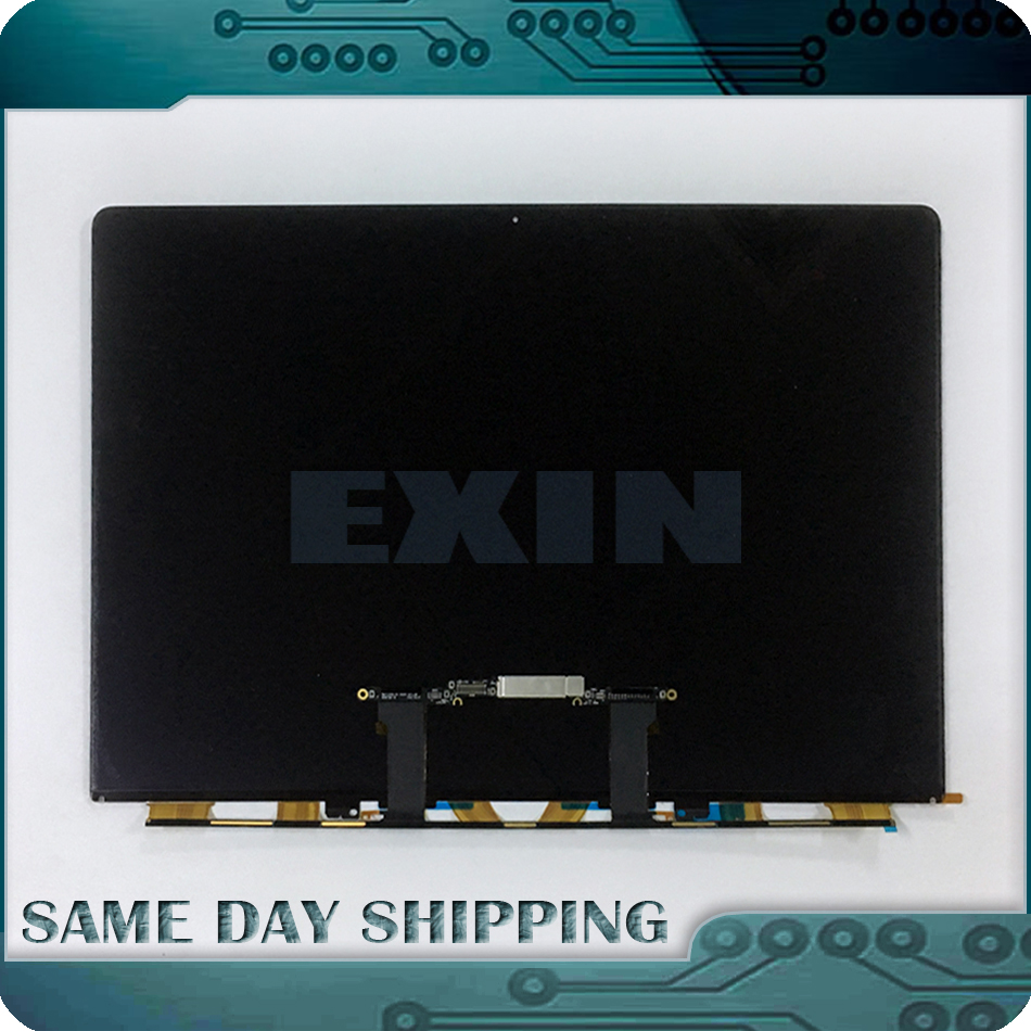 Gros Nouvel Ordinateur Portable A1707 LCD LED Écran pour MacBook Pro Pro 15.4 A1707 LCD Affichage Écran Panneau Fin 2016 À Mi 2017 Année