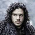 SHENGMEIYUAN Free ship Game of Thrones Jon Snow Short Black Curly Wig Cosplay party Wig Heat resiatant