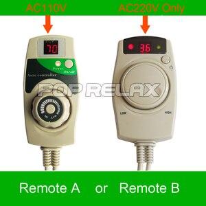 Image 5 - POP RELAX PR P11 katlanabilir 11 yeşim topları el uzak kızılötesi ısıtma terapisi projektör masaj gevşetici vücut