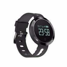 DM58 Bluetooth 4.0 Смарт Часы Heart rateblood Давление фитнес-трекер Водонепроницаемый спортивные часы для IOS Android
