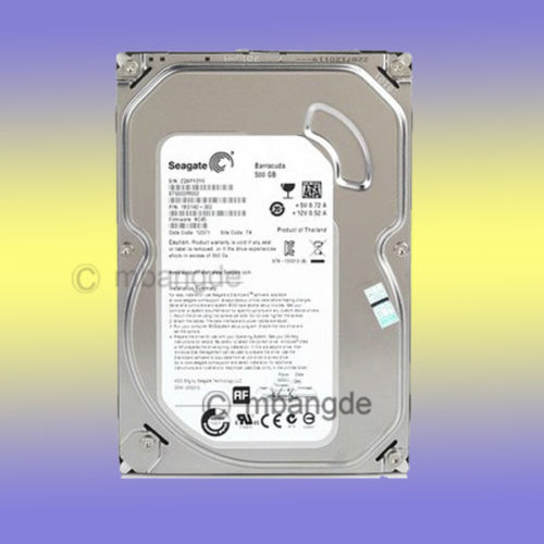 Seagate 1TB Sata 2 3 5 Hard Drive HDD for CCTV Security DVR font b Camera