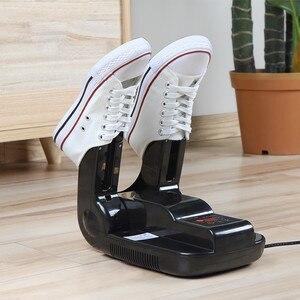 Image 1 - Умная электрическая сушилка для обуви, стерилизатор аниона озона, телескопическая Регулируемая дезодорирующая сушильная машина