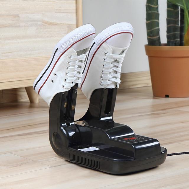 Умная электрическая сушилка для обуви, стерилизатор аниона озона, телескопическая Регулируемая дезодорирующая сушильная машина