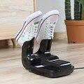 Sapatos Elétricos inteligentes Máquina de Secagem Secador de Desodorização Esterilização Ânion Ozônio Desinfectante Telescópica Ajustável