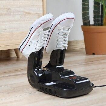 Secador eléctrico de zapatos inteligente esterilización anión desinfectante de ozono telescópico ajustable máquina de secado de desodorización