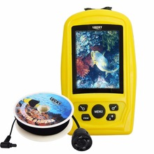 Buy online Waterproof 20M Cable Length LUCKY Underwater Fishing & Inspection Camera System CMD sensor w/ 3.5 inch TFT RGB Monitor Fish Sea