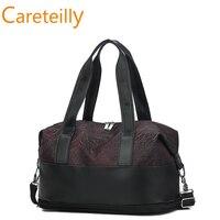 Great Capacity Duffel Bag Travel bag for Woman Nylon Yoga Bag 56 75L Travel Bag
