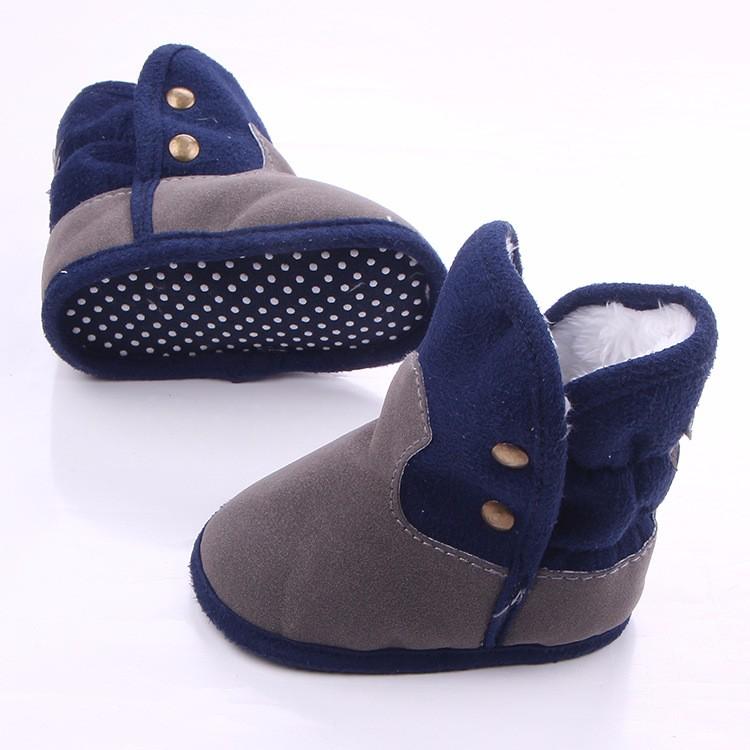 anti slip baby boots