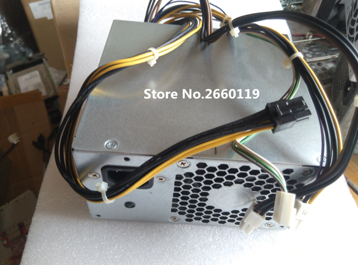 High quality desktop power supply for PS-5401-1HA 796346-001 796416-001, fully tested&working well цена