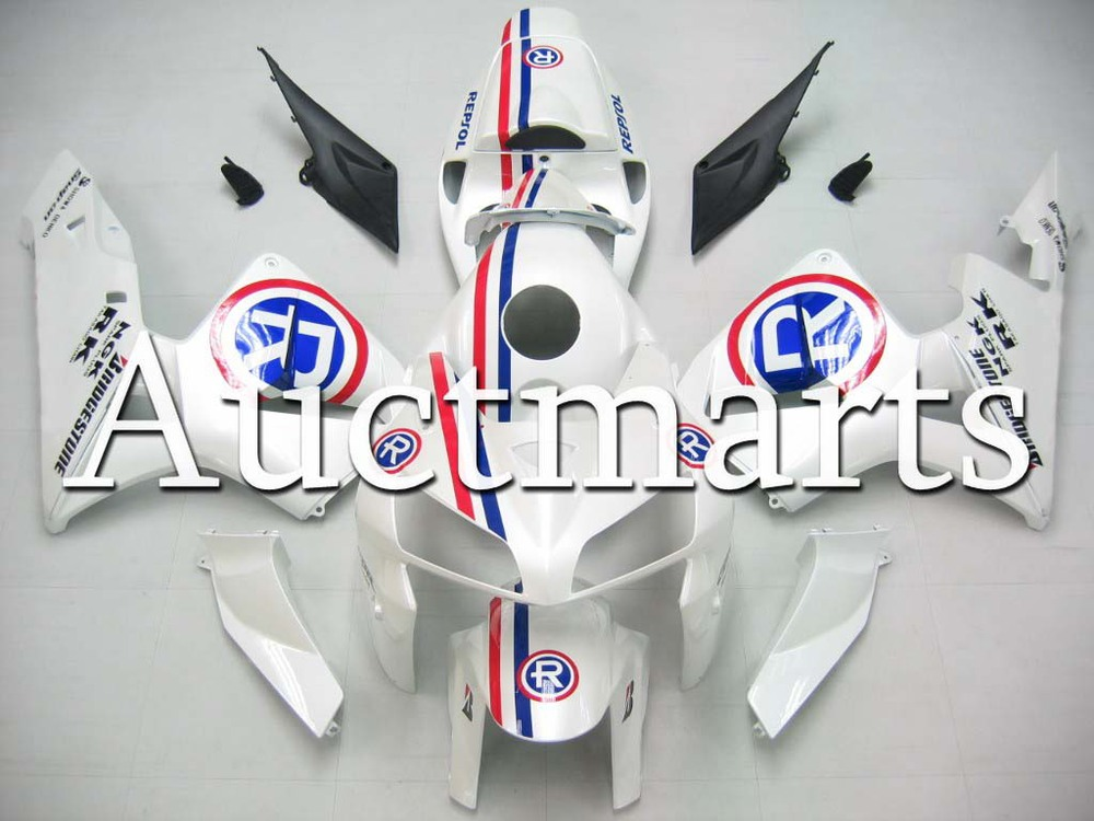 For Honda CBR 600 RR 2005 2006 Injection  ABS Plastic motorcycle Fairing Kit Bodywork CBR 600RR 05 06 CBR600RR CBR600 RR CB81 fit for honda cbr 600 f4i 2004 2005 2006 2007 injection abs plastic motorcycle fairing kit bodywork cbr600 f4i cbr600f4i cb31
