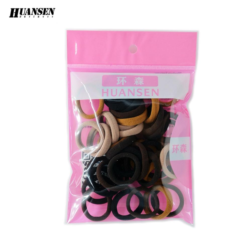 ywhuansen 40 шт. / лот замечательные аксессуары для волос полезно эластичный для волос хорошие ленты для волос для женщин мода волос группа для девушки