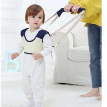 Breathable Mesh Baby Walker Shatter-Resistant Safety Anti-lifting Pull-up Pull-Type Dual-use Child Belt Reins Harness