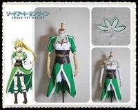 Sword Art Online ALO Articles Fairy Dance Kirigaya Suguha COSPLAY Clothing School Cosplay Kids Halloween Costumes