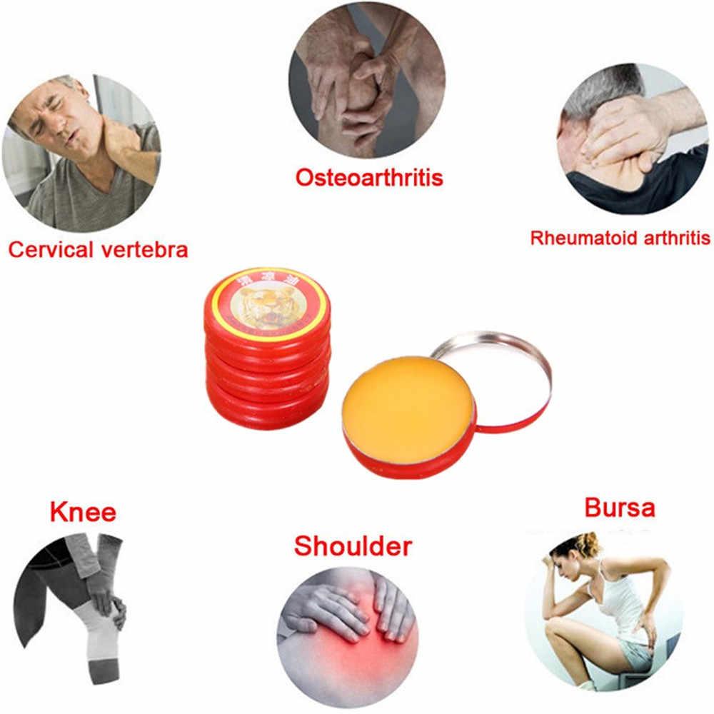 医療痛みクリームベトナムゴールドタワーバームクリーム 5 グラム緩和かゆみ筋肉関節リウマチ軟膏アクティブエッセンシャルオイル