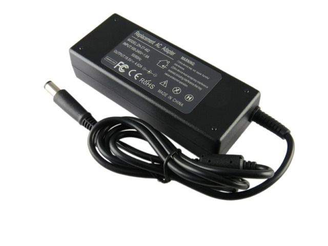 19.5V 4.62A 90W laptop AC power adapter charger for Dell AD-90195D PA-1900-01D3 DF266 M20 M60 M65 M70 factory direct