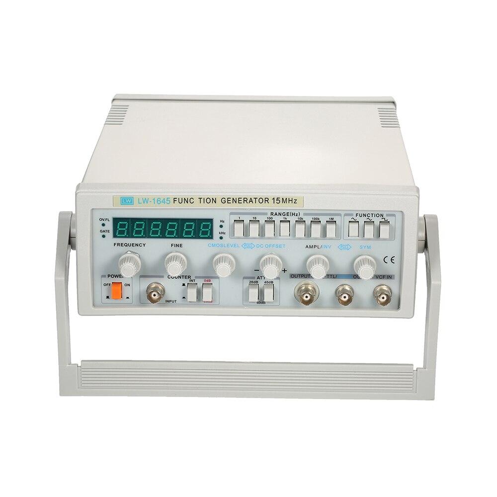 DDS fonction générateur de Signal générateur de forme d'onde arbitraire compteur de fréquence VCO 30MHz