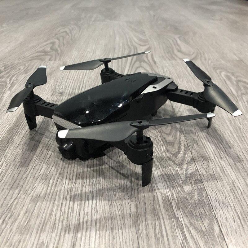 Pliable Mini Drone Dron RC hélicoptère quadrirotor avec caméra HD WIFI FPV RTF télécommande jouets pour adultes garçon enfants VS E58