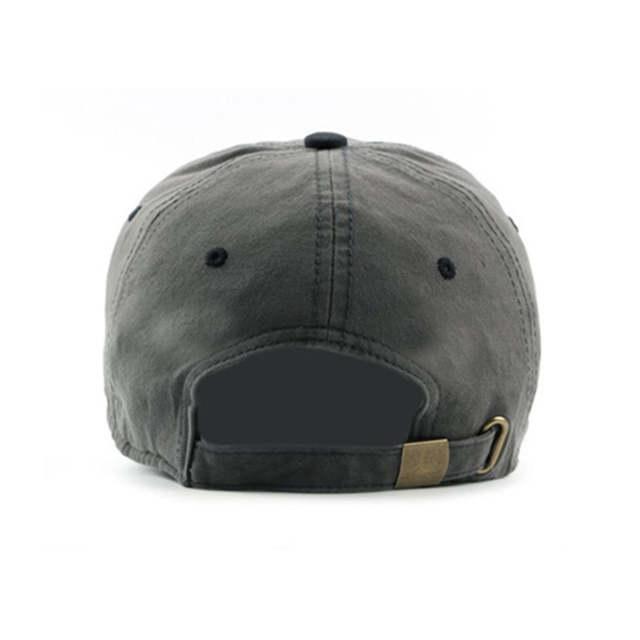 f9953e471671 XdanqinX Unisex tamaño ajustable gorras de béisbol de algodón para adultos  hombres mujeres ventilación moda Snapback hueso pareja sombrero papá's ...