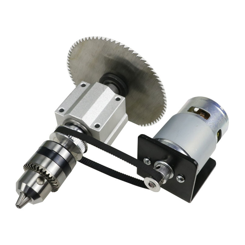 775 Motor High-power Circular Saw 24VDC 288W Power Circular Saw Multifunctional DIY Circular Saw Mini Cutting Machine