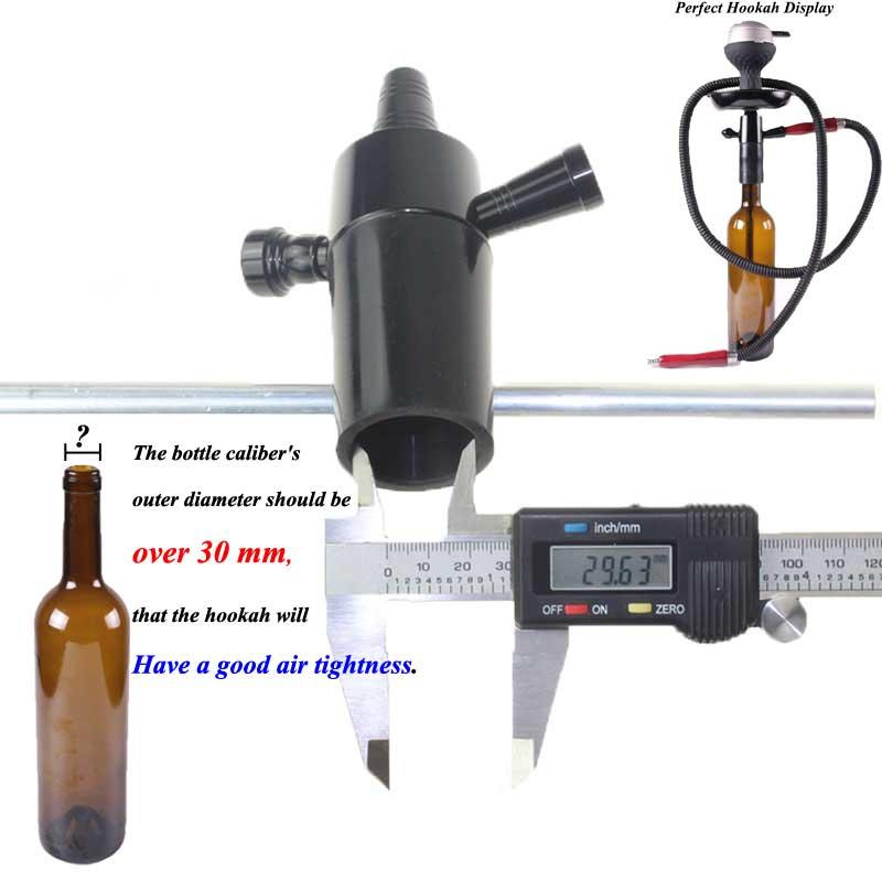 Wine Bottle Hookah Stem Kit