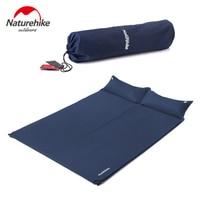 Naturehike надувной матрас с подушку пляжный коврик двойной надувные подушки открытый палатка коврик Air кровать коврик
