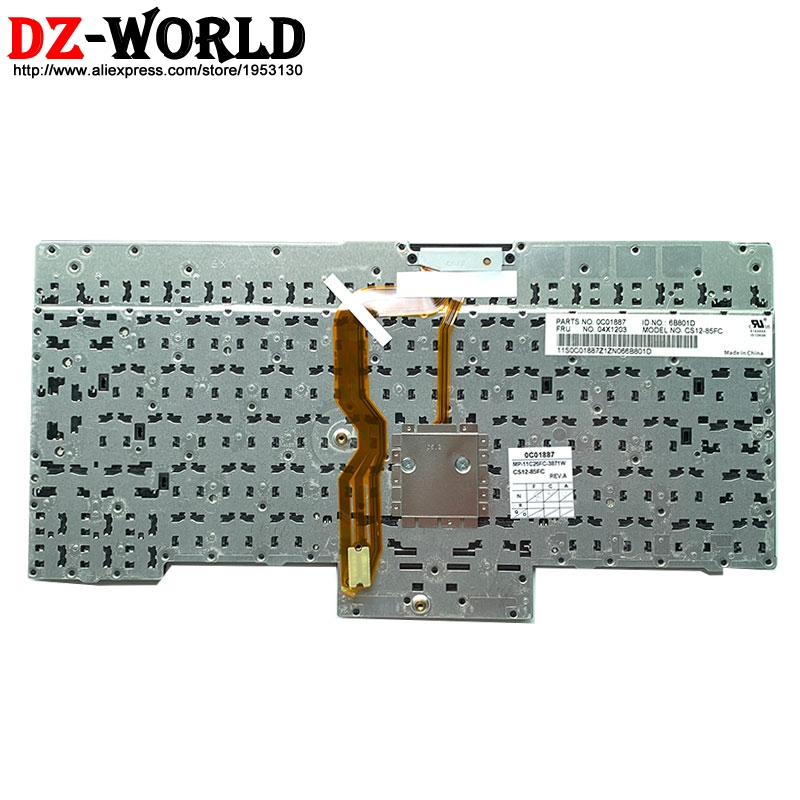 Image 3 - CFR Canadian French Keyboard for Lenovo Thinkpad T430 T430i T430S  X230 X230i T530 T530i W530 L430 L530 Teclado 04X1203  04Y0567Replacement Keyboards