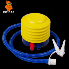 цена на Inflator pump Filling bag balloon Pedal Inflatable accessories Bubble  Air coil Atmospheric quantity gym Yoga ball Swimming ring