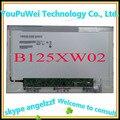 """12.5 """"pantalla del ordenador portátil lcd B125XW02 V.0 LTN125AT02 B125XW02 V0 LP125WH1 Para HP 2560 p 2570 p notbook pantalla de reemplazo"""