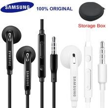 Original SAMSUNG EG920 Kopfhörer Note3 Headsets Verdrahtete mit Mikrofon für Samsung Galaxy S6 s7 s7edge S8 s9 s9 + Mobile handys