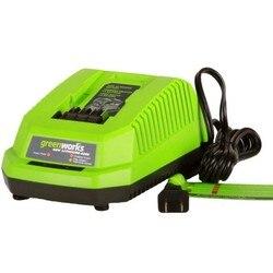 Envío Gratis cargador de batería de litio GreenWorks 29482 G-MAX 40V Li-Ion cargador para 40V batería 29472